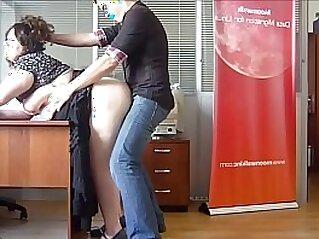 jav  boss  ,  caught  ,  chinese tits   porn movies