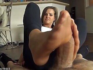 jav  footjob  ,  friend  ,  GF   porn movies