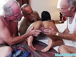 jav  old  ,  old and young  ,  piercing   porn movies